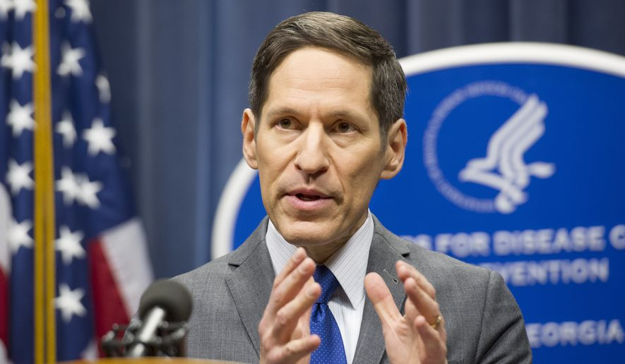CDC Director Tom Frieden (Associated Press)