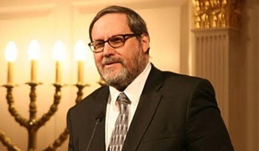Rabbi Barry Freundel (kesher.org)