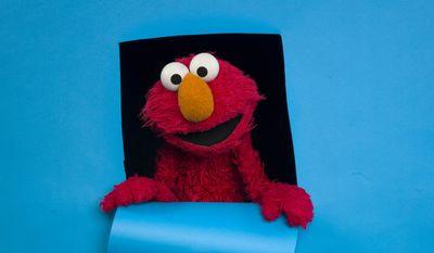 Elmo (AP Photo/Victoria Will)
