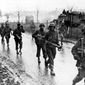 The Battle of the Bulge lasted from Dec. 16, 1944 - Jan. 25, 1945. (U.S. Army)