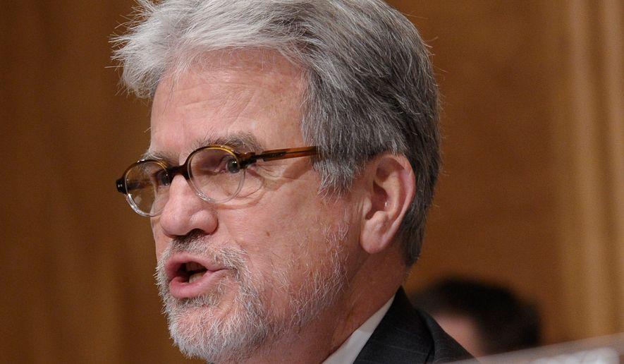 Sen. Tom Coburn, Oklahoma Republican. (Associated Press) ** FILE **