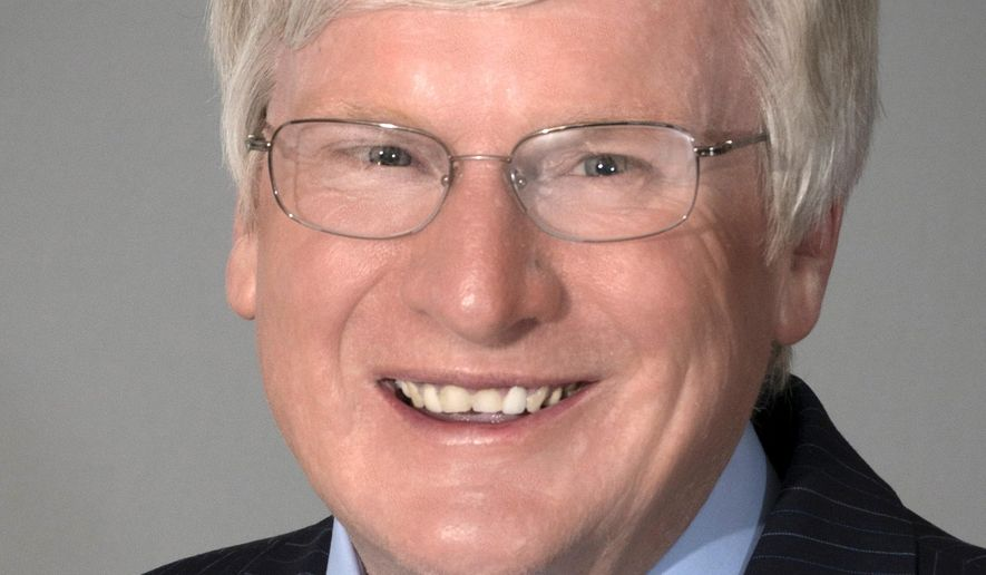 FILE - In this file photo provided by his campaign is Republican Wisconsin state Sen. Glenn Grothman. In the race for the only open House seat in Wisconsin this year, both 6th Congressional District candidates agree that the federal government needs to work on reducing the national debt. Grothman and Democrat Mark Harris are also in agreement that the government should stop running budget deficits. (AP Photo/Glenn Grothman Campaiagn, file)
