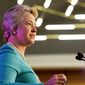 Houston Mayor Annise Parker. (AP Photo/LM Otero)