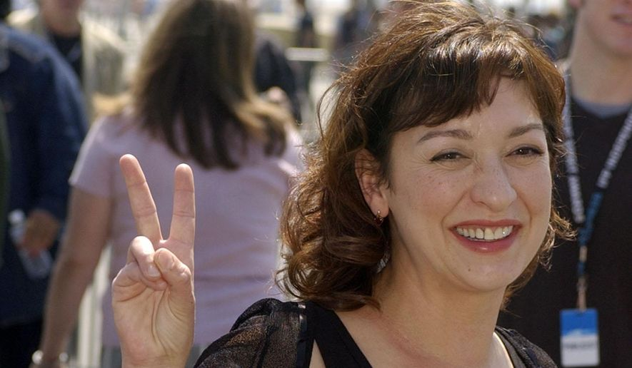 Actress Elizabeth Pena's death has been ruled to be the result of alcohol abuse. (AP Photo/Mark J. Terrill, file) (AP Photo/Chris Pizzello, file) **FILE**