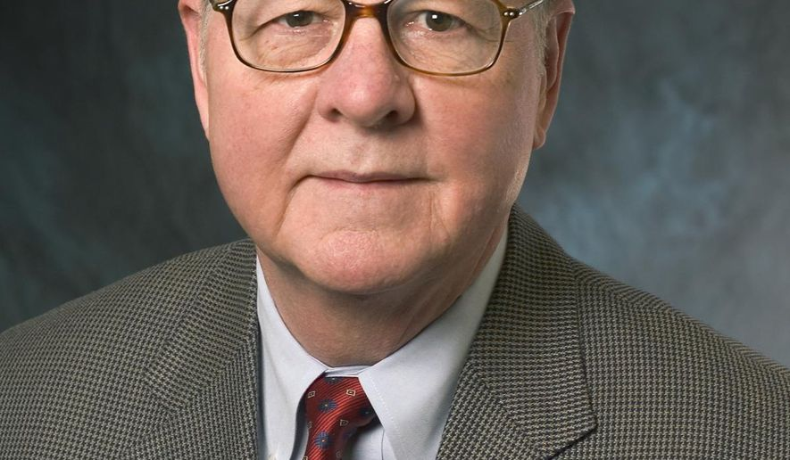 An undated photo provided by the Univesity of Minnesota is of David Larson.  Larson, a University of Minnesota Regent and retired Cargill executive, has died at age 70, the university said Monday, Oct. 27, 2014.   (AP Photo)
