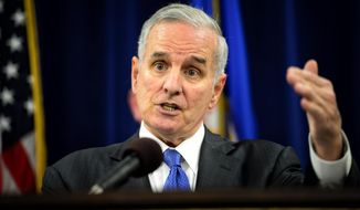 Gov. Mark Dayton of Minnesota (AP Photo/The Star Tribune, Glen Stubbe)
