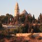 Mt. Zion, Jerusalem, site of the Last Supper and David's Tomb. Photo by Curtis Ellis