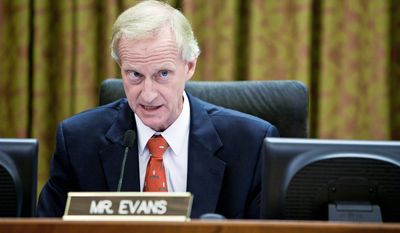 D.C. Council member Jack Evans, Ward 2 Democrat, is likely to be investigated by the law firm O'Melveny & Myers, which would have subpoena power and would focus on whether Mr. Evans violated the council's code of conduct. (Associated Press/File)