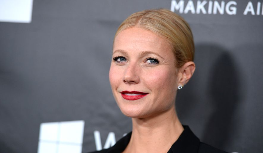 Gwyneth Paltrow (Photo by Jordan Strauss/Invision/AP)