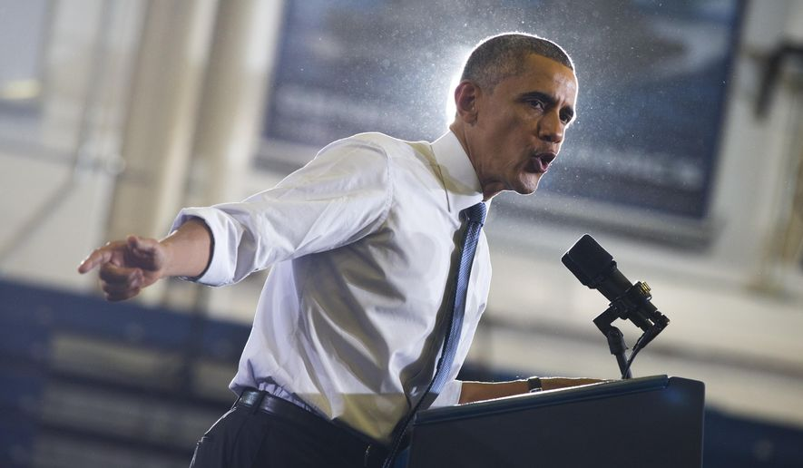 The biggest action looming is President Obama's plan to issue an executive order on immigration that effectively would grant amnesty to some of the estimated 11 million illegal immigrants living in the U.S. The president initially planned to act in September, but nervous Democratic Senate candidates in Republican-leaning states persuaded him to wait until after the elections. (Associated Press)