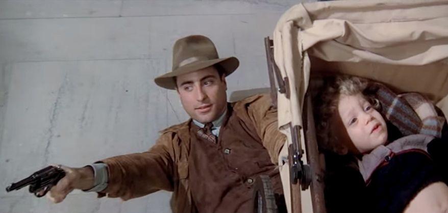 Brian De Palma's gangster classic, The Untouchables.