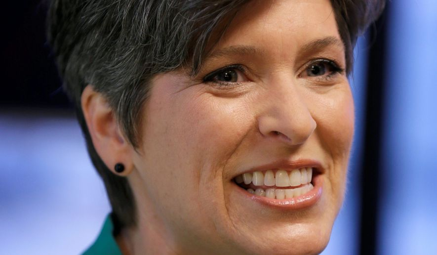 Joni Ernst (Associated Press