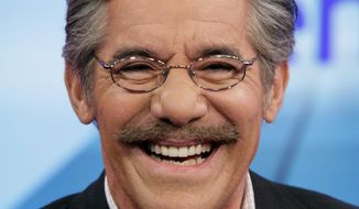 "Geraldo Rivera on the ""Fox & friends"" television program in New York in this June 25, 2010, file photo. (AP Photo/Richard Drew, File)"
