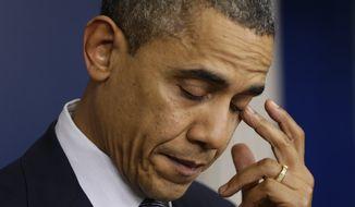 File photo of President Barack Obama (AP Photo).