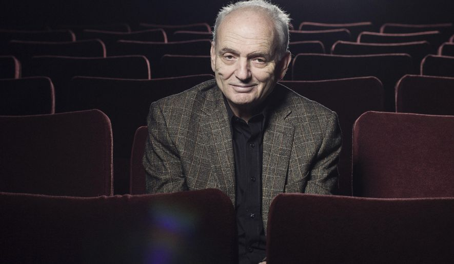 """FILE - In this Dec. 3, 2012 file photo, writer, director and producer David Chase poses in New York.  Chase was the showrunner for HBO's """"The Sopranos,"""" a series that is being released on Blue-ray for the first time. (Photo by Victoria Will/Invision/AP, File)"""