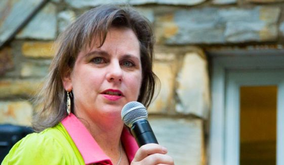 Susan B. Anthony List President Marjorie Dannenfelser (Associated Press) ** FILE **