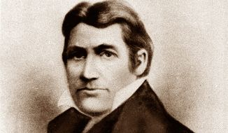 Davy Crockett    Associated Press photo