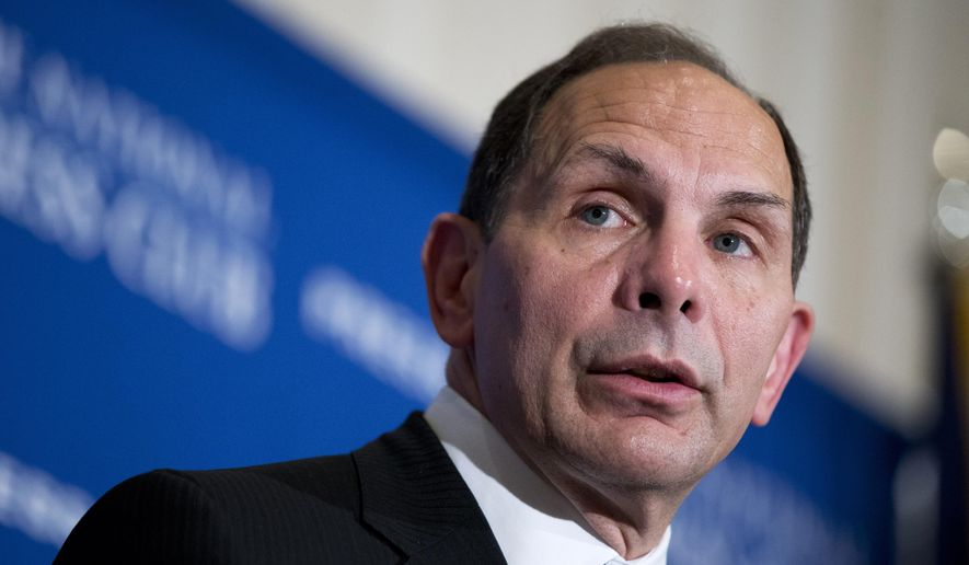 Veterans Affairs Secretary Robert McDonald (Associated Press)