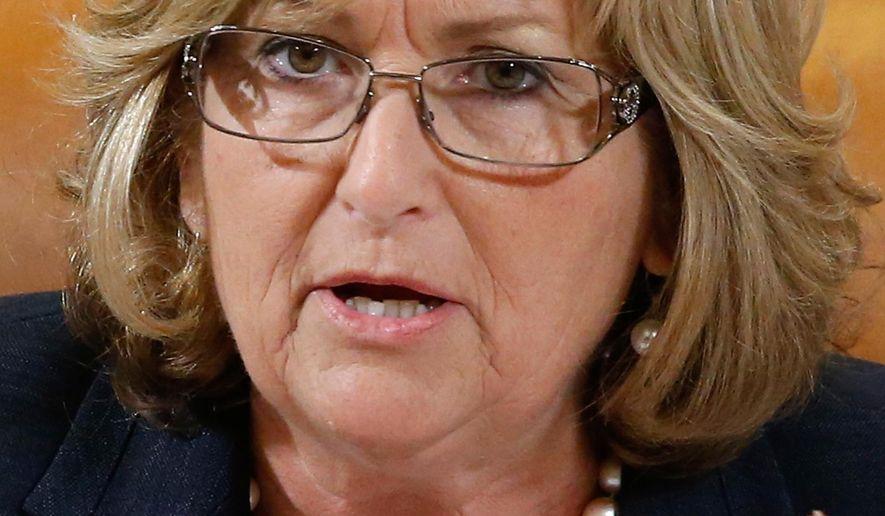 Rep. Diane Black, Tennessee Republican (AP Photo/Charles Dharapak, File)