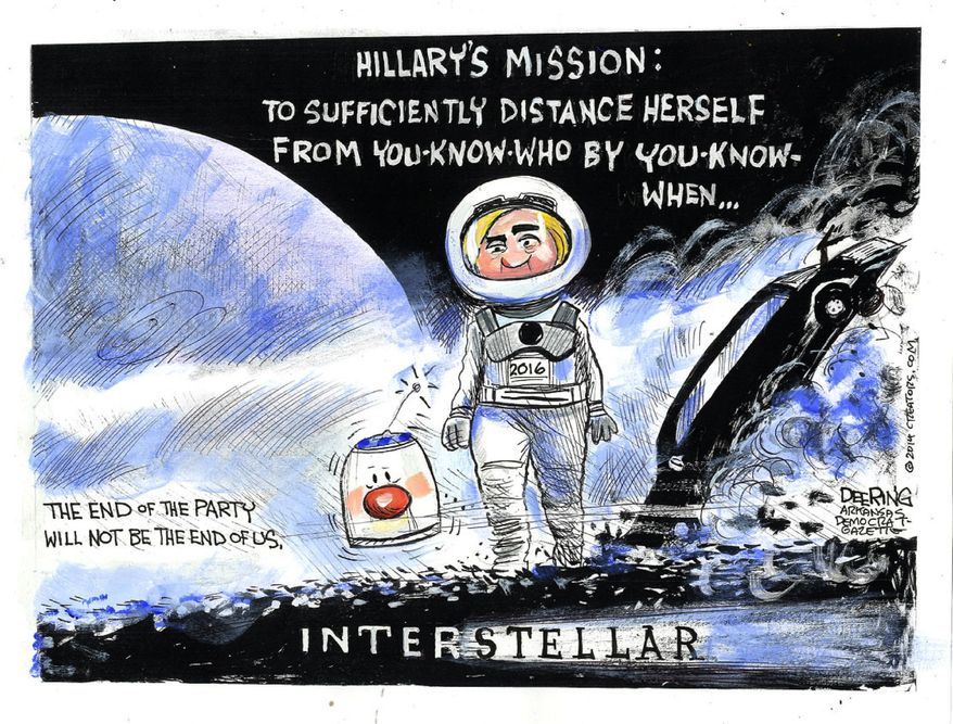 Illustration by John Deering for Creators Syndicate