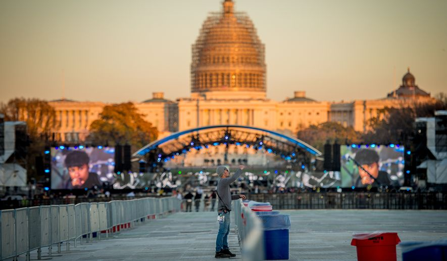 A vibrant music scene is emerging from the shadow of politics in the nation's capital. (The Washington Times/File)