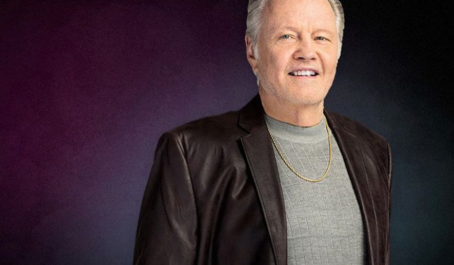 Actor Jon Voight is a member of the low key Friends of Abe, a Hollywood conservative group that plays host to Donald Trump this weekend. (Showtime)