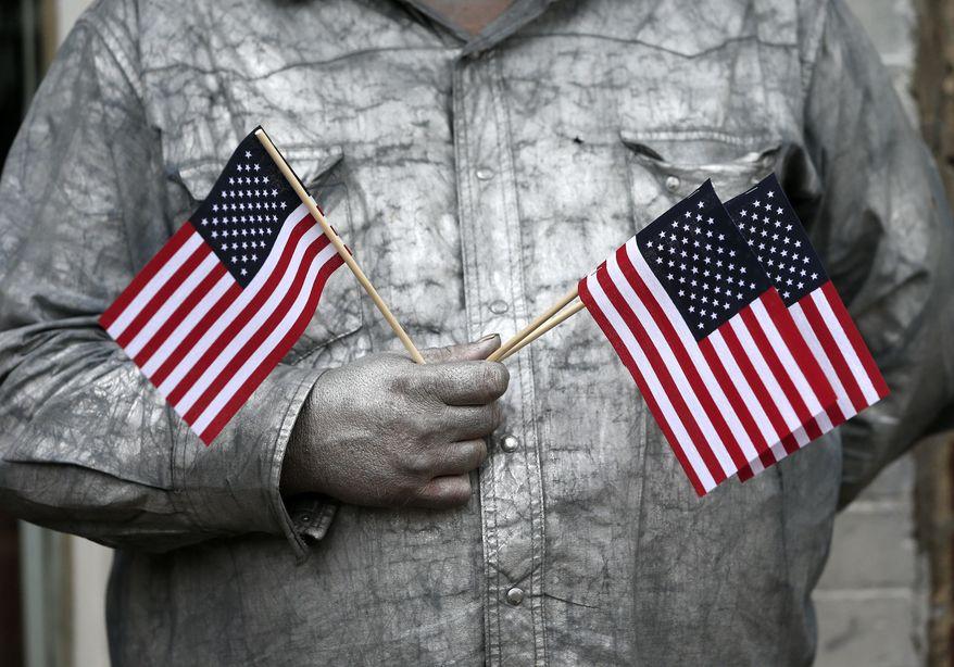(Associated Press/Mark Humphrey)