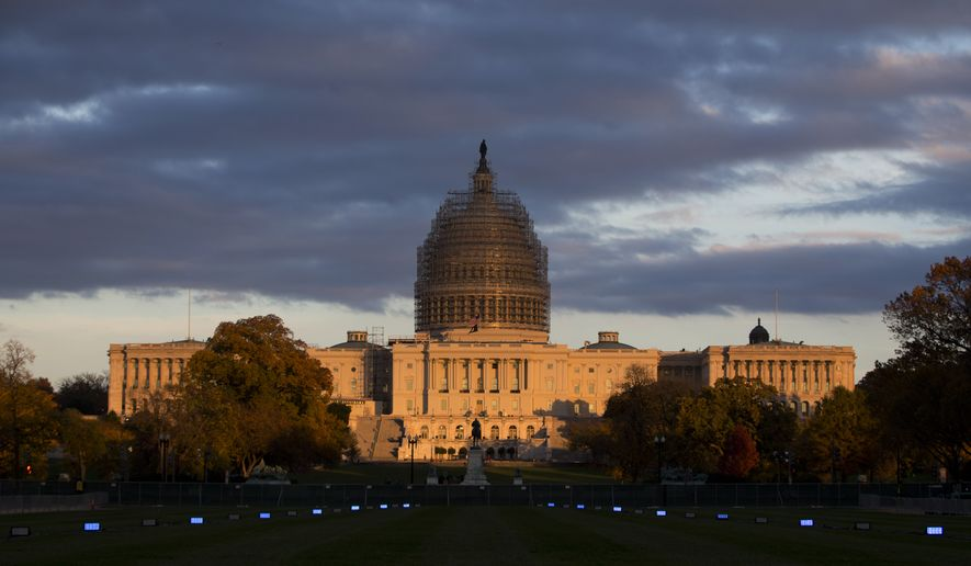 Republicans will soon be empowered to adopt a number of much-needed reforms that will point Congress in the right direction. (AP Photo/Carolyn Kaster)