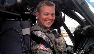 Lt. Col. Christopher Downey (handout photo)