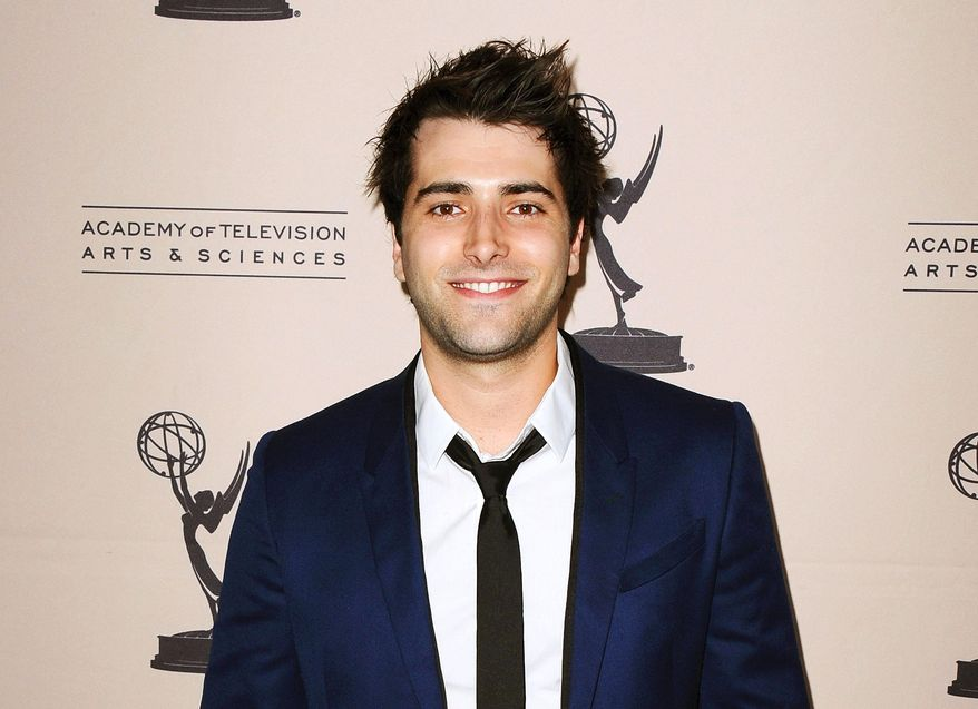FILE - In this June 13, 2013 file photo, actor Freddie Smith arrives at the 40th Annual Daytime Emmy Awards nominee reception in Beverly Hills, Calif. Authorities say Smith's blood-alcohol level was over the legal limit when he crashed his vehicle in northeast Ohio last month. Smith sustained minor injuries in the Oct. 7 crash near Ashtabula, which is about 55 miles northeast of Cleveland. The State Highway Patrol says the 26-year-old Smith failed to negotiate a curve and drove into a culvert, flipping the car. The patrol confirms that Smith's blood-alcohol level was .093 at the time of the crash. The legal limit in Ohio is .08. (Photo by Scott Kirkland/Invision/AP, File)