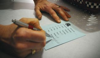 The race for the 2016 Iowa caucuses is underway, and some of the candidates also ran in 2012. (AP Photo/Dave Weaver)