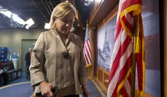 The re-election bid of Sen. Mary Landrieu, Louisiana Democrat, is likely doomed after Senate Democrats filibustered the Keystone XL pipeline on Tuesday. Ms. Landrieu was already struggling to unify her party and eat into Republican support, and the pipeline, which she set up as a test of her leadership, backfired. (Associated Press)