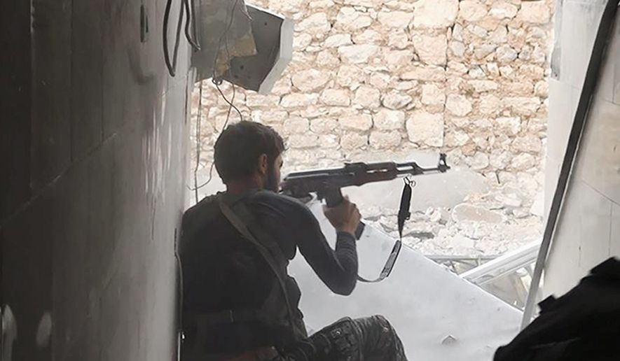 The Islamic State has $2 billion in its coffers, making it the most well-funded terror group in history. Officials say that experts in Russia and Bulgaria may be persuaded to provide weapons training to the organization for the right price. (associated press)