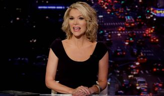 Fox News Channel's Megyn Kelly. (Associated Press) ** FILE **