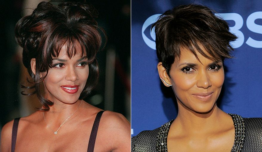 Halle Berry's film debut was in a small role for Spike Lee's Jungle Fever (1991). She still looks flawless at age 48.