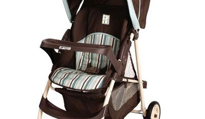 Literider Model Stroller by Century. (Consumer Products Safety Commission website)