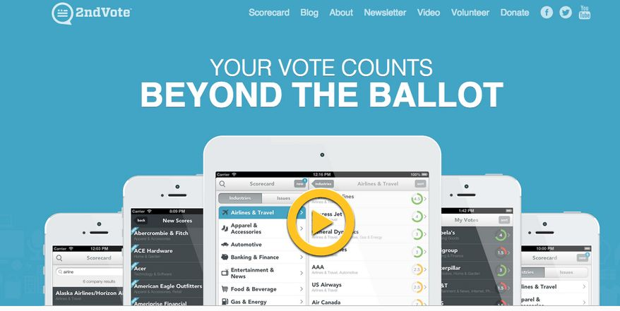 Second vote jpg - Washington Times
