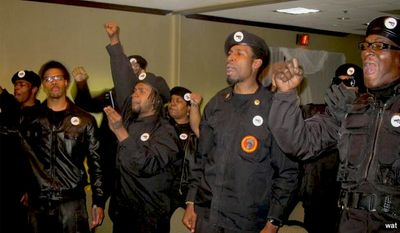 Image: Twitter, New Black Panther Party