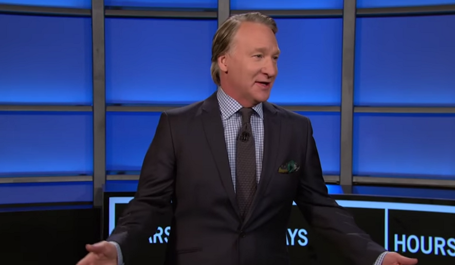 "Bill Maher lamented Friday night that the numerous rape allegations surrounding Bill Cosby have made him ""reevaluate"" everything he thought he knew about America's dad. (YouTube)"