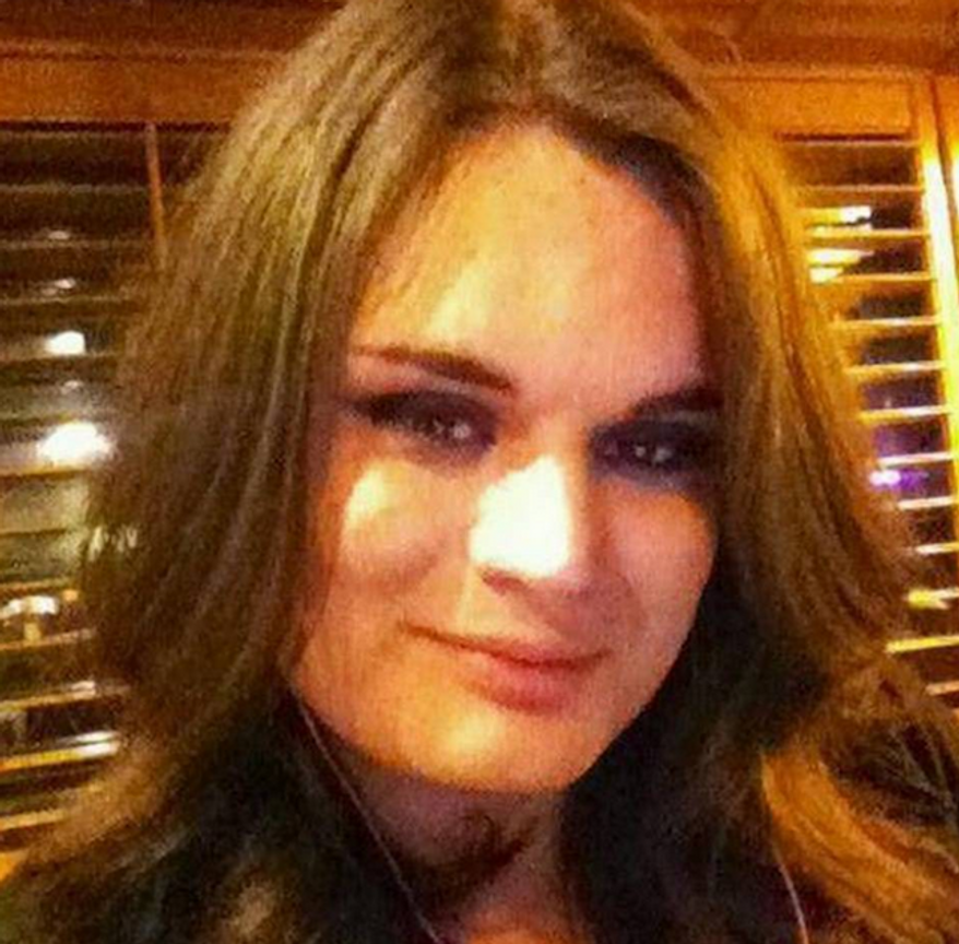 Jennifer Gable, a customer service coordinator for Wells Fargo, died of an aneurysm last month while on the job in Twin Falls, Idaho. Ms. Gable was born Geoffrey, but had been living the past few years as a woman named Jennifer. (Facebook via The Miami Herald)