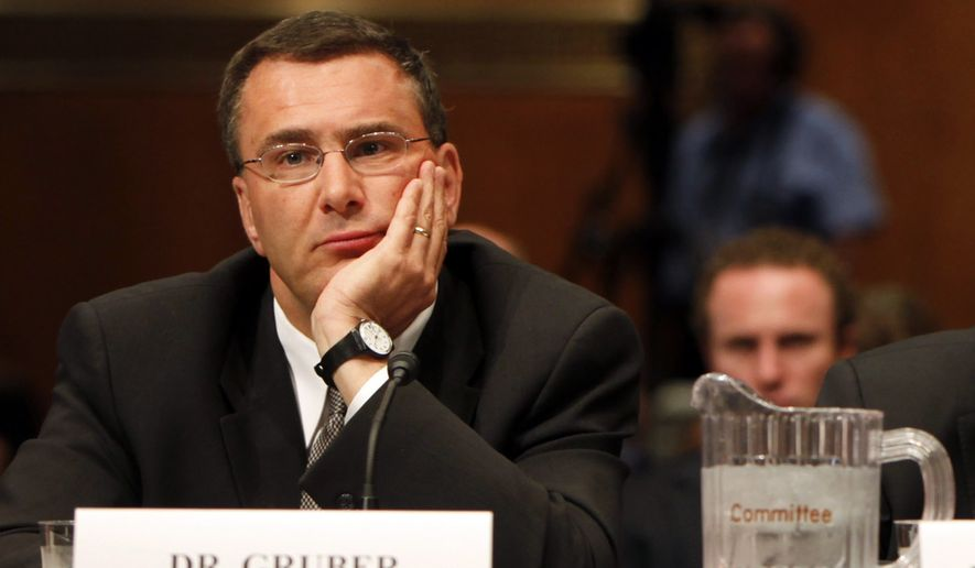 Jonathan Gruber, the MIT economist currently under fire for suggesting the Obama administration tried to deceive the public about the Affordable Care Act, was hired by former Democratic Wisconsin Gov. Jim Doyle in 2010 to conduct an analysis on how the federal health-care reform would impact the state. Mr. Gruber's study predicted about 90 percent of individuals without employer-sponsored or public insurance would see their premiums spike by an average of 41 percent. (Associated Press)