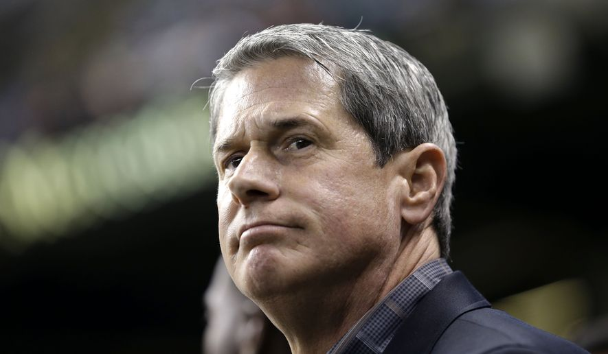 Sen. David Vitter, Louisiana Republican, says he'll try to force the Senate to vote on a bill halting the subsidy that lawmakers and their staffs get to pay for insurance on the Obamacare exchanges, saying that's a benefit no other American receives, so Congress shouldn't either. (Associated Press)