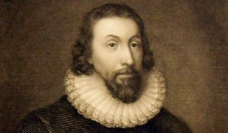 John Winthrop Portrait