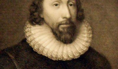 John Winthrop Portrait