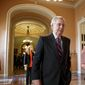 Powerful Republicans, such as incoming Senate Majority Leader Mitch McConnell of Kentucky, have argued that the USA Freedom Act to limit data collection would curtail U.S. counterterrorism operations. (Associated Press)