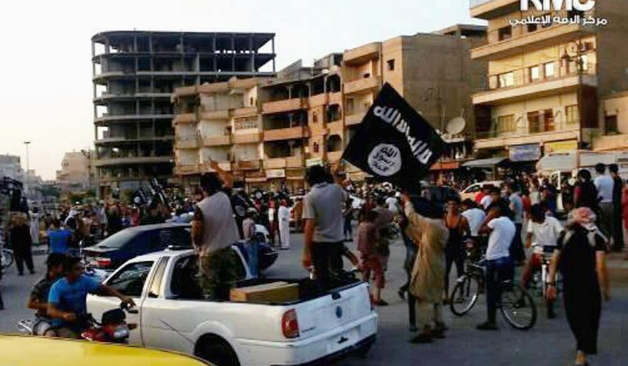 The Islamic State group, which has employed a broad range of strategies to subdue Sunni Muslim tribes in Syria and Iraq, is pushing its war for a caliphate into North Africa. Younger jihadis in particular appear to be mimicking the militants' rhetoric and brutality. (Associated Press)