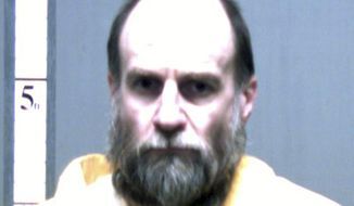 FILE- This undated file image provided by the Connecticut Department of Correction on Sept. 13, 2014 shows Steven Hayes, who was convicted of murder and other charges in the July 2007 killings of Jennifer Hawke-Petit and her two daughters, Hayley and Michaela, in their home in Cheshire, Conn. A federal judge in Connecticut has rejected a complaint from Hays who says the food he is being served in prison is not kosher. (AP Photo/Connecticut Department of Correction, File)
