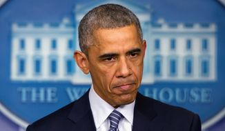 President Obama will hold White House meetings to discuss the situation in Ferguson, Missouri. (Associated Press)