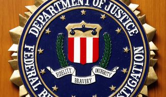 Federal prosecutors admitted last week there were no cameras in the FBI's Washington Field Office, where and agent is under criminal investigation over accusations that he took heroin and guns seized as evidence in drug cases. (Associated Press)