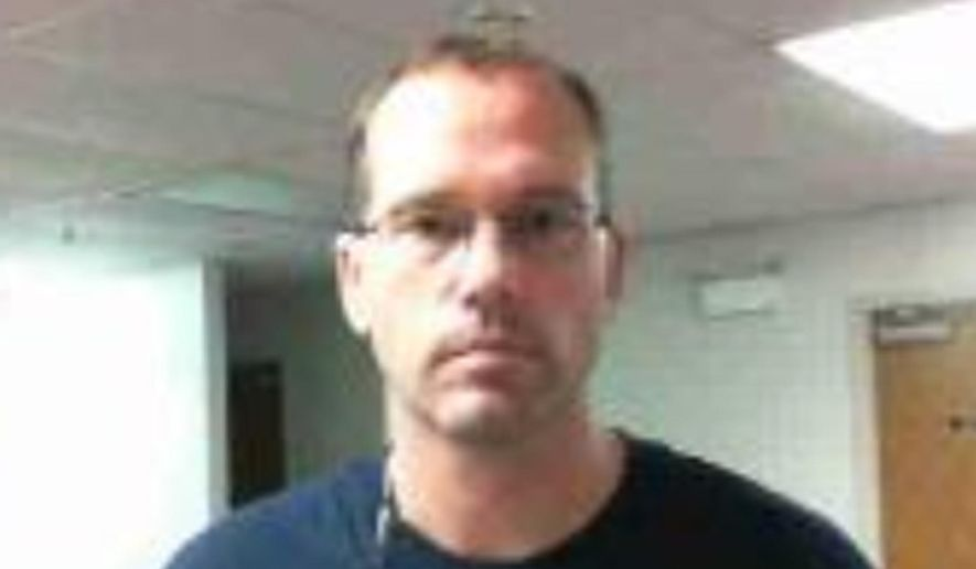 This undated photo provided by the West Virginia State Police shows Jody Hunt, who authorities said is a suspect in three shootings in West Virginia, Monday, Dec. 1, 2014. (AP Photo/West Virginia State Police)